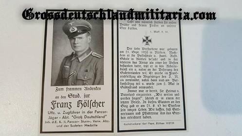 large grossdeutschland grouping!