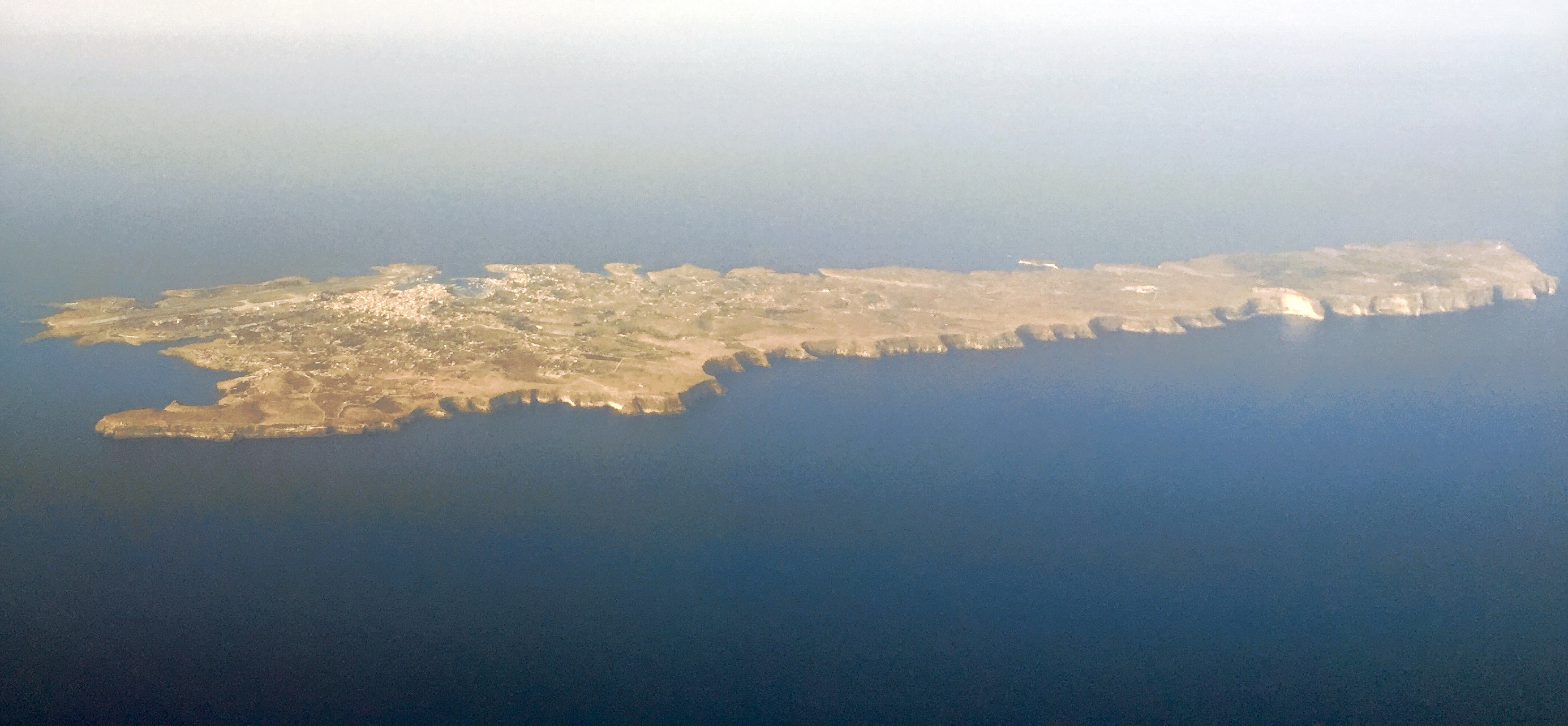 Lampedusa isola alto