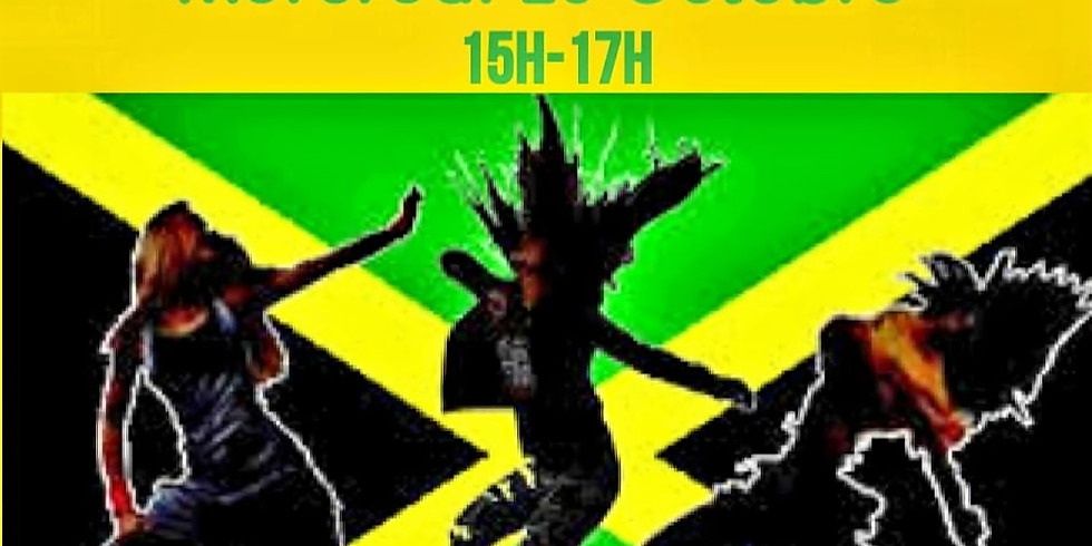 STAGE DANCEHALL ADULTES - 15h 17h