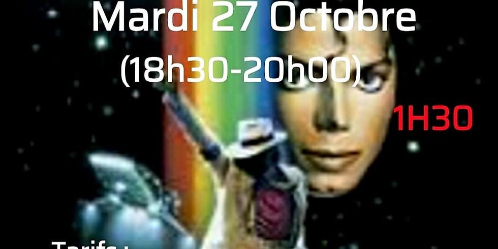 STAGE MICHAEL JACKSON - 18h30 20h