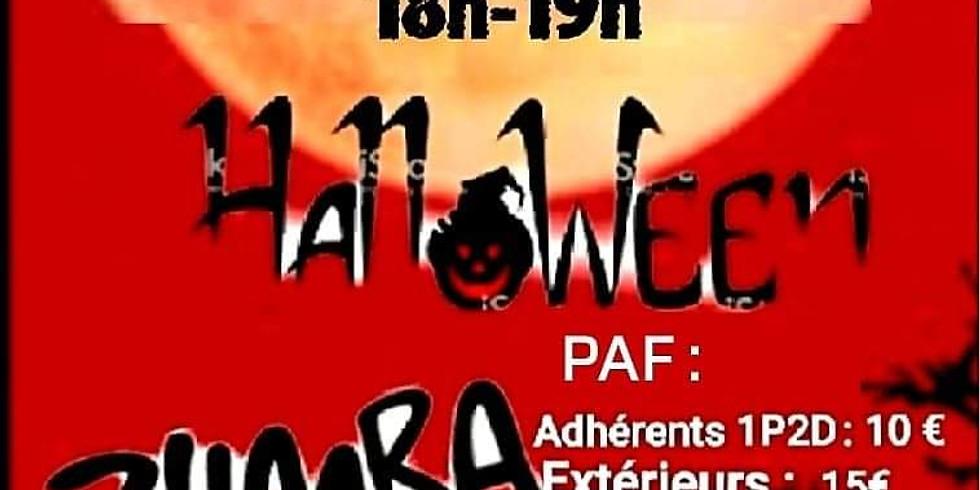 STAGE ZUMBA Parents enfants Halloween - 23 10 2020 18h-19h