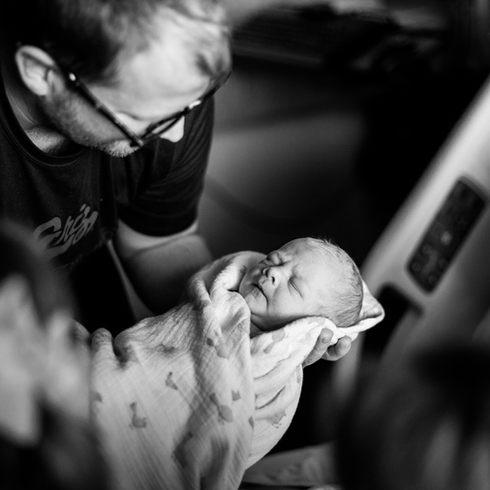 Leavenworth Birth Photographer
