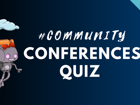 Community Conferences Quiz