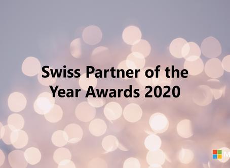 Opening the Microsoft Switzerland Partner of the Year Awards Ceremony