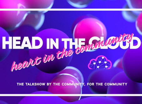 Head in the cloud, Heart in the community