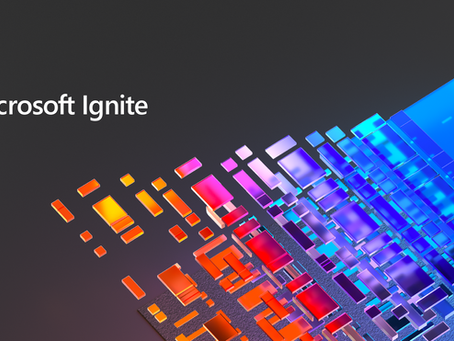 Speaking at Microsoft Ignite, join us!