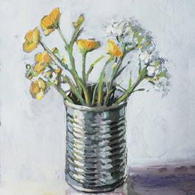 buttercups 24x30 cm