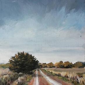 landscape 24x30 cm