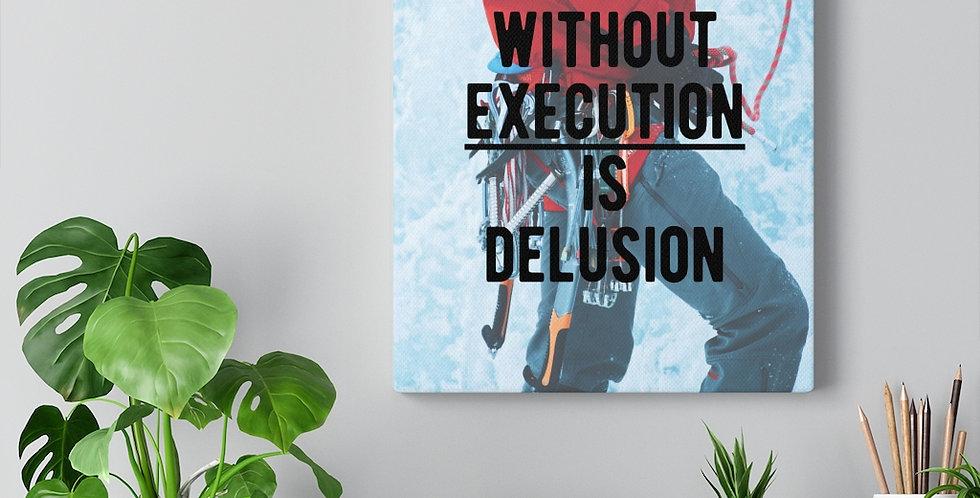 Bold and inspiring motivational canvas prints
