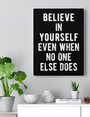Believe In Yourself - BM
