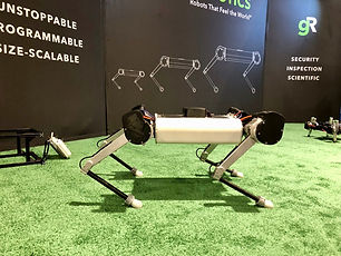 GHOST ROBOTICS