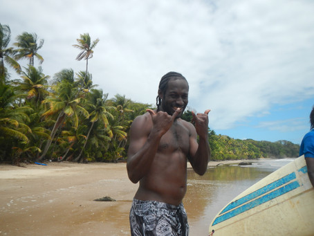 Meet Kwesi, skateboarder and surf therapy coach