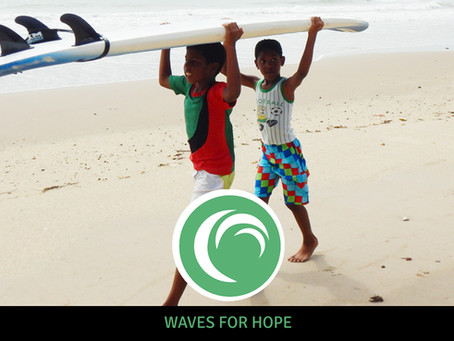 Surf Therapy Works - We're happy to share our first evaluation report with you!