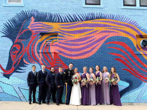 Moravec Wedding   Trinity Lutheran and The Philmore   Fort Wayne, Indiana