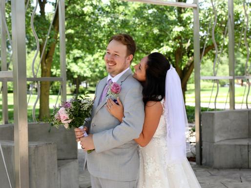 Ostler Wedding | Yolo's Event Center | Fort Wayne, Indiana