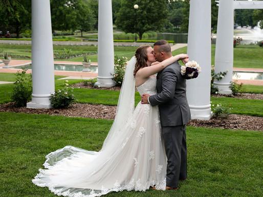 Tidey Wedding | United Methodist of Churubusco and Geoglin's Homestead | Churubusco, Indiana