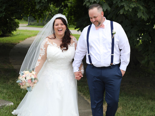 Smith Wedding | Sylvan Cellars | Rome City, Indiana