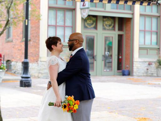Butler Wedding   The History Center   Fort Wayne, Indiana