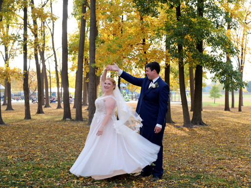 Sanders Wedding | St Mary's Catholic Church and Private Property | Fishers, Indiana
