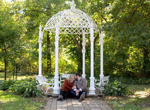 Hanna and Cody   Columbus Park Of Roses   Columbus, Ohio