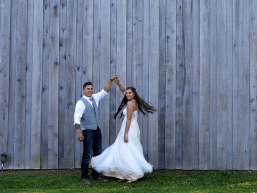 McLean Wedding   The Old Barn of Brown County   Nashville, Indiana