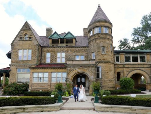 Marin Wedding | Saint Francis and Ceruti's | Fort Wayne, Indiana