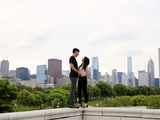 Robyn and Enrique | Field Museum | Chicago, Illinois