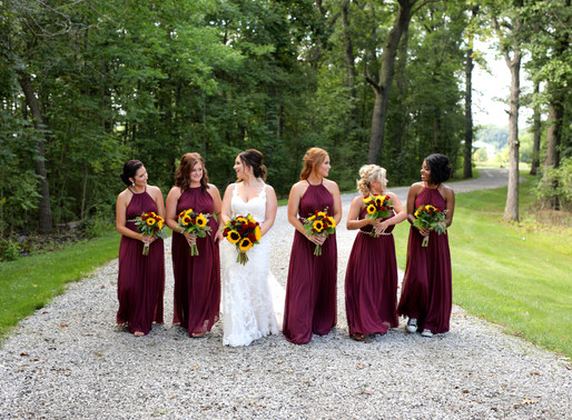 Best of 2018 Weddings: Bridal Party
