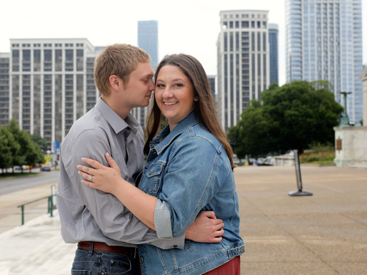 Hanna and Andy | The Field Museum | Chicago, Illinois