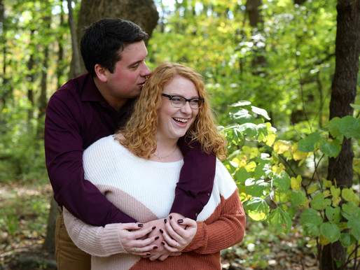 Jordan and Bennett | Eagle Creek Park | Indianapolis, Indiana