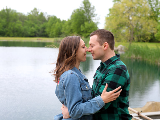 Bailey and Daniel | Private Property | Fort Wayne, Indiana