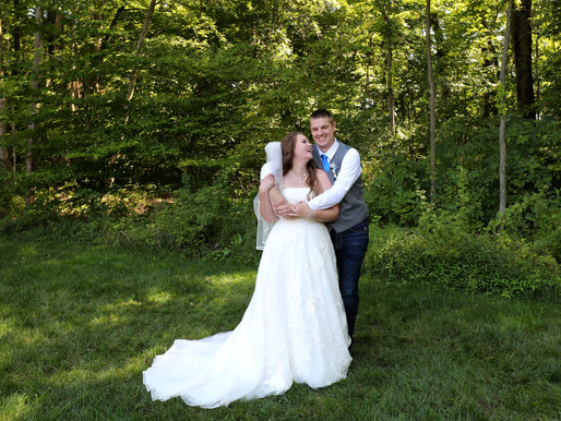 Ware Wedding | The Venue on Lake Grant | Mount Orab, Ohio