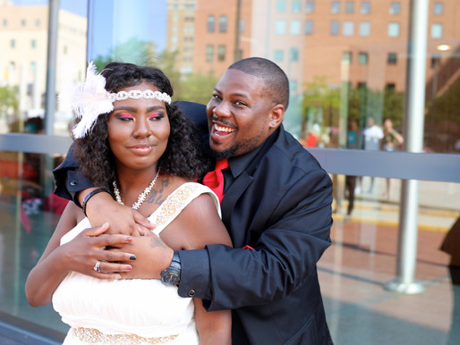 Williams Wedding | St Mary's Temple of Peace and St Aldabert's Hall | Grand Rapids, Michigan