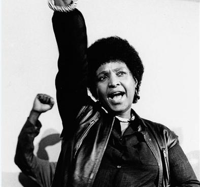 Winne Mandela