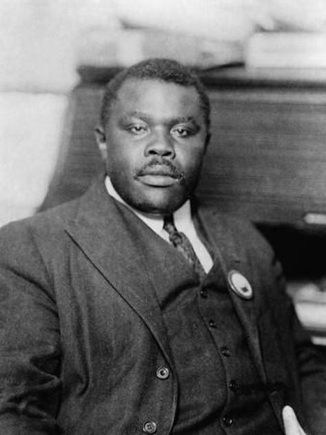 Marcus Garvey, Jamaican Black Nationalis