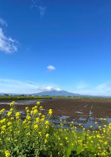 岩木山(五所川原市)