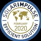 SolarImpulse Efficient Solution Logo