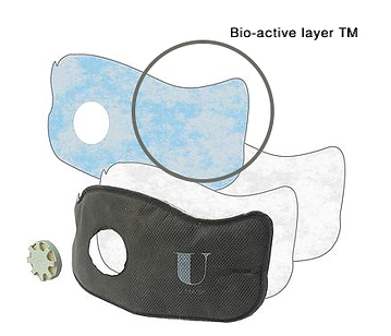 u-mask__exclusive__U-Ox®_Bio_Active_laye