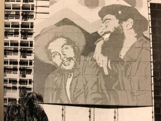 """Ti 10.11. klo 14: Tavataan Louhella -tilaisuus aiheena """"Kansainvälisellä työleirillä Kuubassa yli 40"""