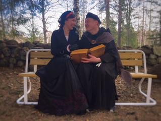Luther -näytelmä 18.3. klo 15 Louhitalolla yhteisvastuukeräyksen hyväksi