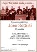 Joen Sottiisi -juhlakonsertti 10.10. klo 14 Louhitalolla