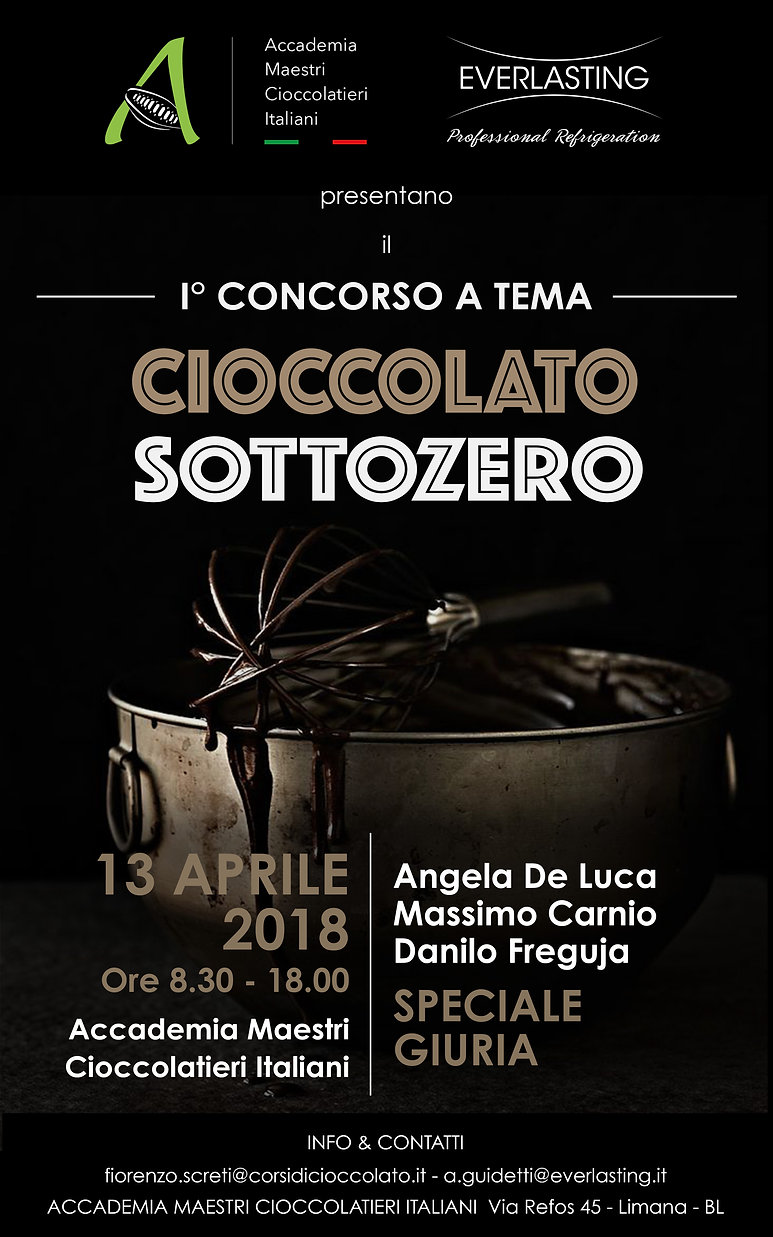 Concorso Cioccolato Sottozero