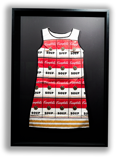 The Souper Dress (SOLD)