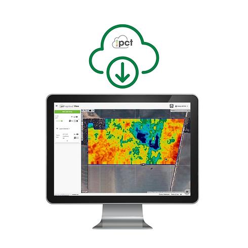 PCT Sentinal Satellite Image Download (2
