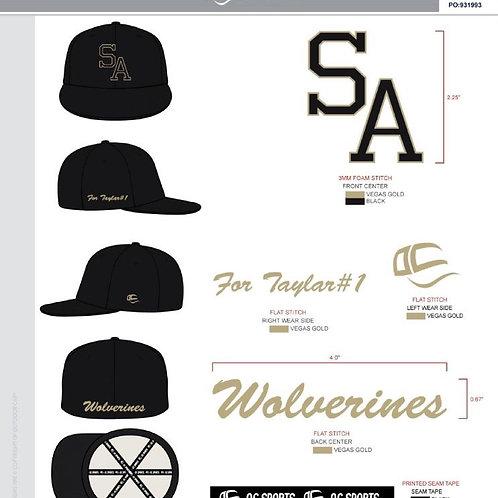 2021 SAHS Baseball Hat
