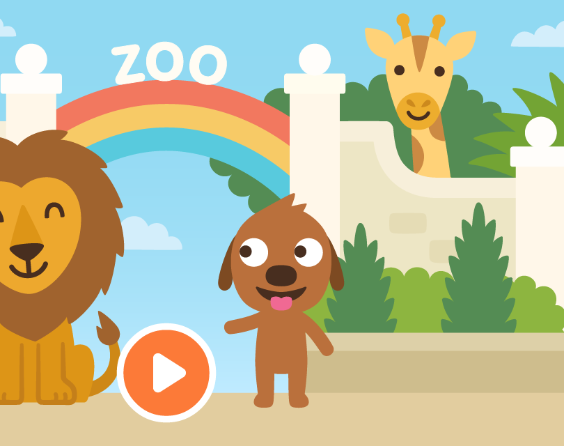 Zoo: Title Screen