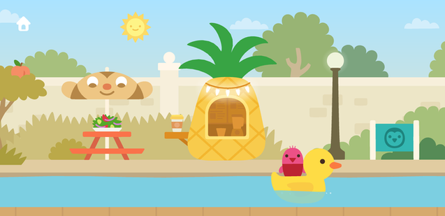 Zoo: Juice Bar