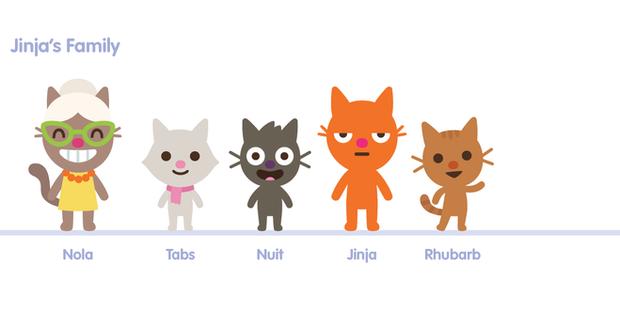 Jinja's Family