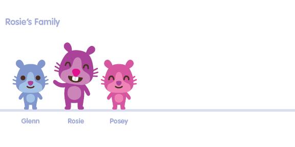 Rosie's Family