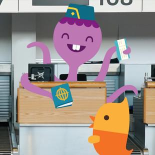 Sago Mail: Passport
